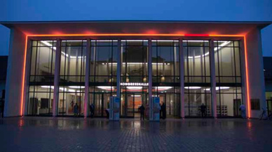 Sommernachtsfest Alte Kongresshalle