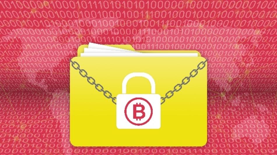 Bitcoins für Daten - Ziel der Wanna Cry Attacke: Erpressung.