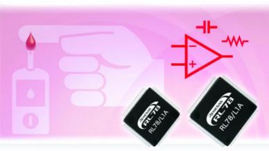 Mikrocontroller RL78/L1A
