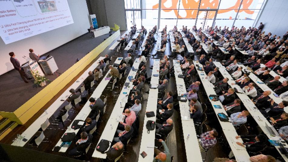 Die diesjährige PCIM-Konferenz.