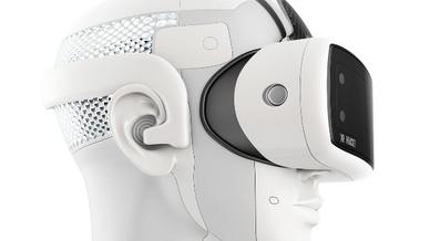 Roboter VR-Brille