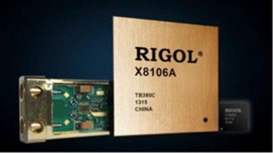 Drei neue Chips sollen bald in neuen Rigol-Oszilloskopen für mehr Leistung sorgen.