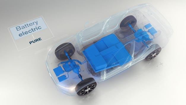 Ab 2019 soll jedes neu eingeführte Volvo-Modell über einen Elektromotor verfügen.