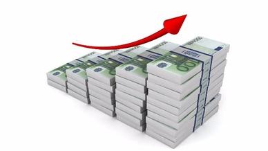 Schmuckbild Umsatzsteigerung Euro