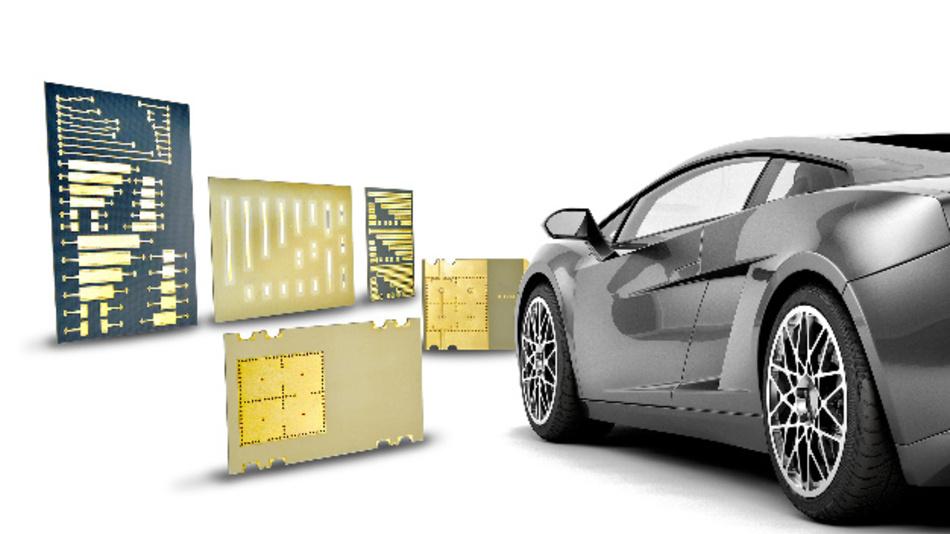 Speziell für diese High-Speed-Systeme, die in Mikro-Basisstationen und im autonomen Fahren Einsatz finden, hat AT&S Materialien und Prozesse evaluiert, um Performance-Verluste zu minimieren.