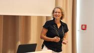 Die Juristin Susanne Meiners sprach über die rechtlichen Herausforderungen neuer Technologien.