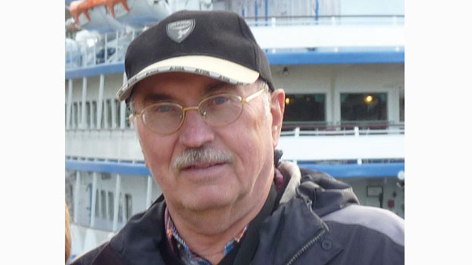 Günther Klasche ehemals Chefredakteur der Elektronik.