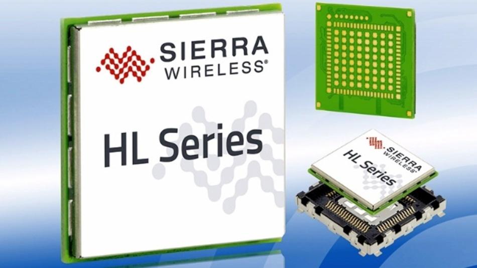 LTE-Cat1-EMEA-Module HL7690 und HL7692
