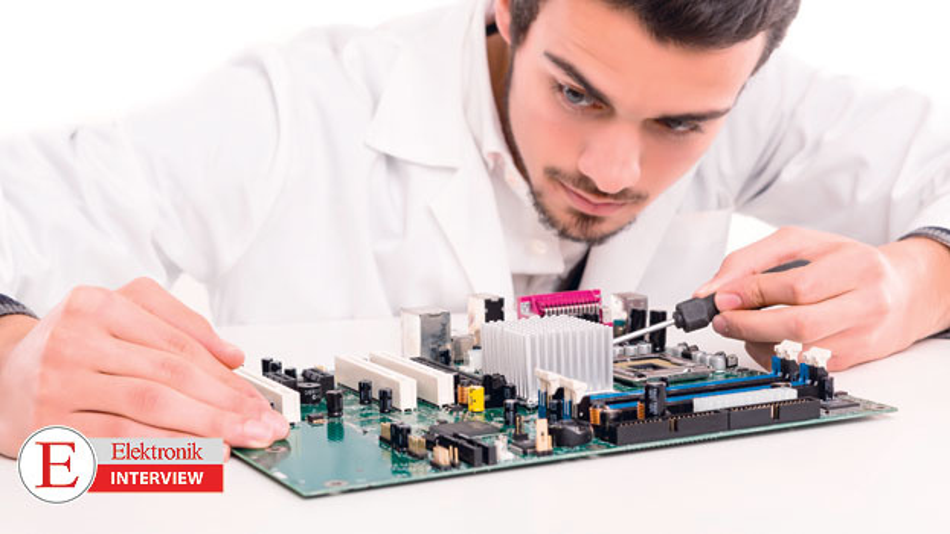 Beurfsbild Elektrotechnik-Ingenier im Wandel vom Trend Industrie 4.0.