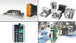 Bildcollage zu Industrie-4.0-Produkten