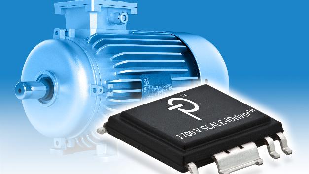 Die 1700-V-Gate-Treiber-ICs sind für Schaltfrequenzen bis 75 kHz spezifiziert.