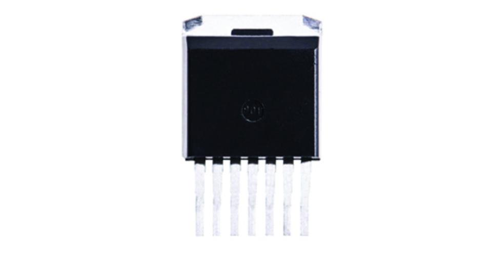 Die 1000-V-MOSFETs sind im TO-263-7L-Gehäuse mit Kelvin-Source-Pin untergebracht.