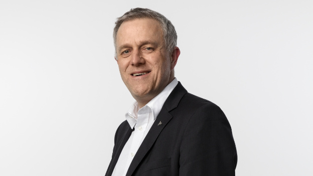Zum Vorstandsvorsitzenden der Wittenstein SE aufgestiegen: Dr. Bernd Schimpf