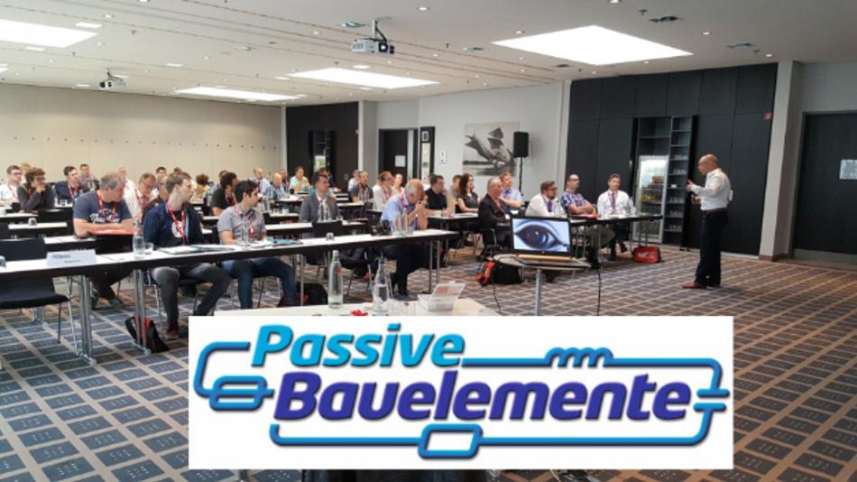 Knapp 140 Teilnehmer, Referenten und Aussteller nutzten Ende Juni dieses Jahres die Gelegenheit, sich auf dem 2. Anwenderforum »Passive für Profis!« über die ganz speziellen Eigenschaften passiver Bauelemente zu informieren, und sich schulen zu lassen.