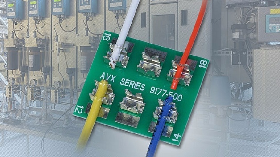 Single-Wire-to-Board-Kontaktlösung