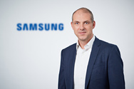 Alexander Zeeh, Director Home Appliances bei Samsung Electronics