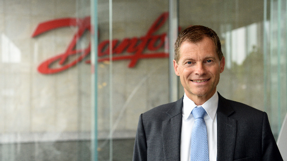 Zum President und CEO von Danfoss aufgestiegen: Kim Fausing.