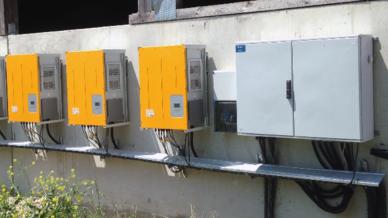 Die neuen Wechselrichter der HT-Serie vervollständigen das Produkt-Portfolio von SolarMax.