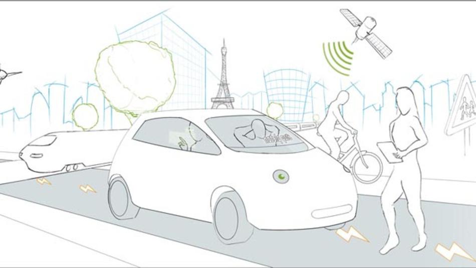 Um die Themen autonomes Fahren und Smart Cities optimal abzudecken, haben PTV und das französische Institut Vedecom eine Kooperation geschlossen.