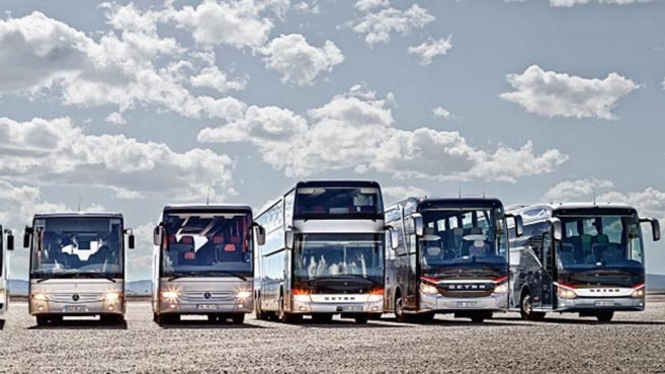 Daimler Buses beteiligt sich am Start-Up CleverShuttle.