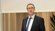 Daniel Bartz auf dem Forum Safety & Security