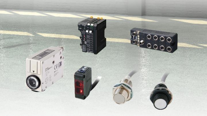 Omron Electronics hat ein Komplettsystem aus IO-Link-Sensorik und Mastermodulen in sein Portfolio für die Fabrikautomation aufgenommen.
