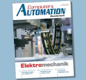 Computer&AUTOMATION Sonderheft Elektromechanik 2017