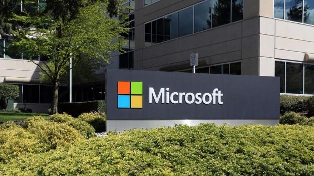 Microsoft-Hauptquartier in Seattle