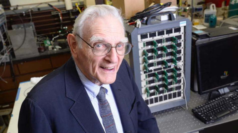 Rentner im Unruhestand: Der 94-jährige John B. Goodenough ist einer der Väter der heutigen Lithium-Ionen-Akkus.