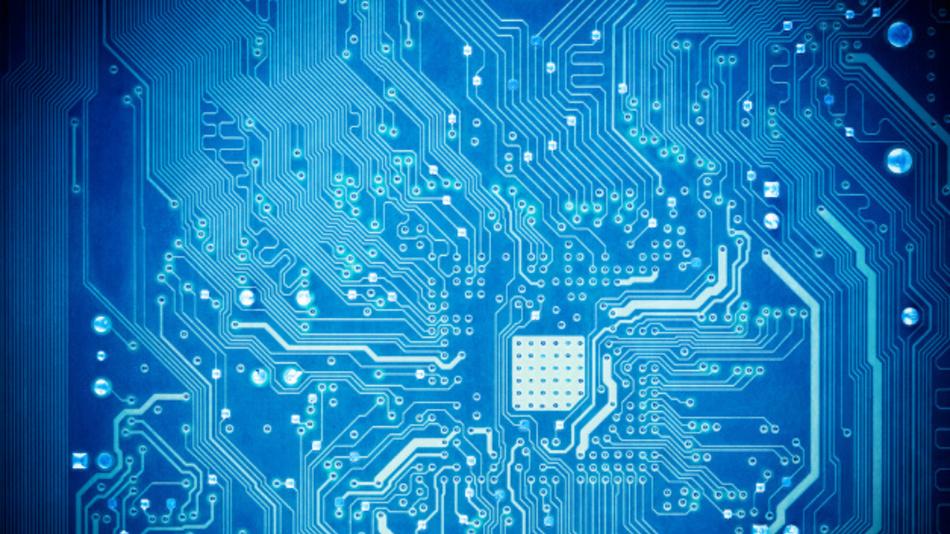 Struktur heutiger Elektronik. Wie werden Elektronik-Layouts künftig aussehen, zum Beispiel mit Entwicklungen wie der hier vorgestellten.