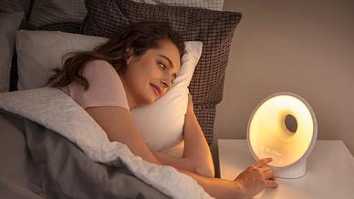 Philips Wake-up Light Schmuckbild