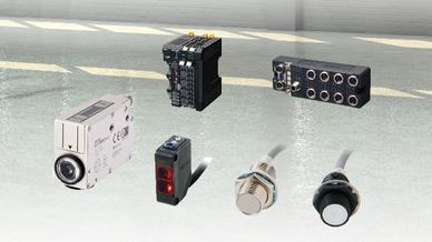 Omron bietet jetzt komplette IO-Link-Systeme aus Sensoren und Master-Modulen an.