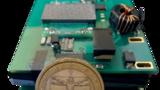 Dieser 200-W-AC-Adapter von 3NERGY arbeitet auf Basis der GaN-Produkte von GaN Systems ist nur ein Drittel so groß wie konventionelle Systeme