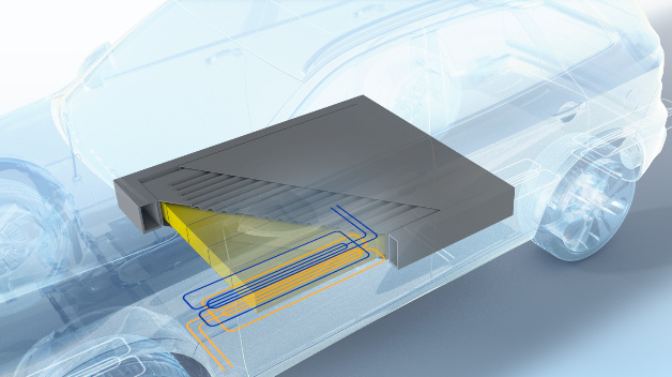 Neuartige Antriebe erfordern innovative Technik – Röchling entwickelt Komponenten für das Auto von morgen.