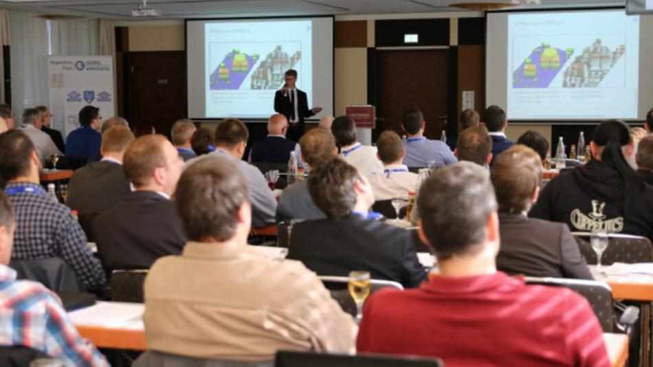 Auf den Vorträgen am ersten Tag der Inspection Days werden Themen aus den Bereichen AOI, AXI und SPI beleuchtet.