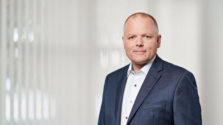 VDE-CEO Ansgar Hinz