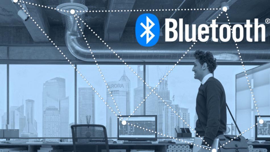 Netzwerke auf der Basis von Bluetooth Low Energy ermöglicht der neue Standard Bluetooth Mesh.