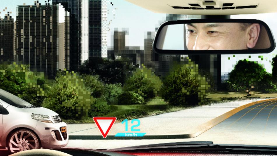 Deep Learning-Algorithmen optimieren die Objekterkennung und den Dialog zwischen Fahrer und Fahrzeug.