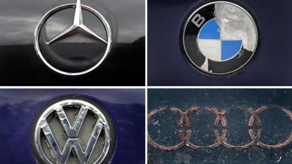 Nach den Kartellvorwürfen gegen Mercedes Benz, BMW, Volkswagen, Porsche und Audi übernimmt der EU-Kommission die Federführung bei der Aufklärung.