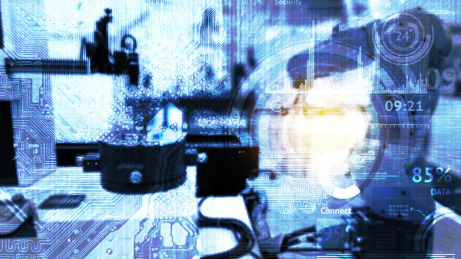 Vernetzung und Echtzeitdatenerhebung für die Industrie 4.0