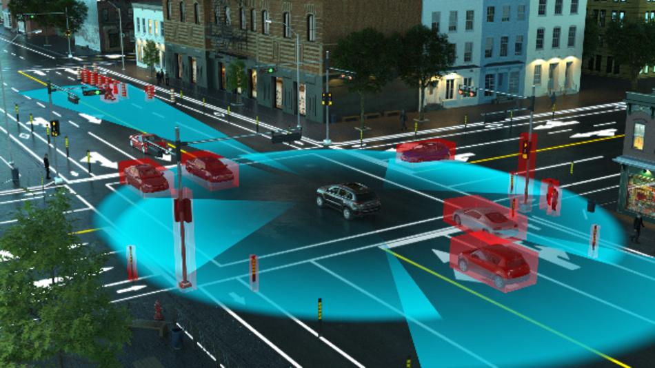 Die optische Sensortechnologie der Kanadier ergänzt die Halbleiterprodukte von Osram, um LiDAR-Systeme für autonom fahrende Autos zu realisieren.