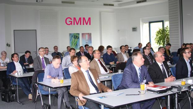 Zu den etwa 50 Teilnehmern gehörten vor allem Ingenieure aus F&E, Industrial Engineering und Produktion zur AVT von Smart Systems.