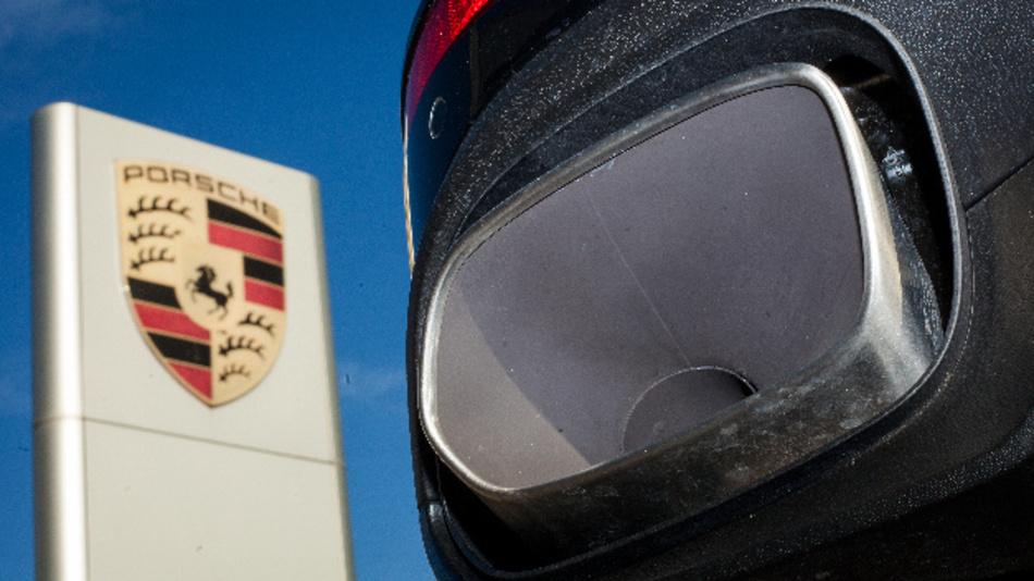 Unzulässige Abschalteinrichtung auch beim Porsche Cayenne.