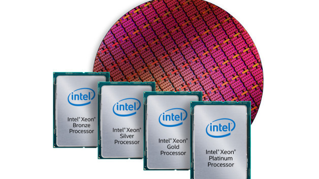 Kürzlich hatte Intel die neuen Xeon-Prozesoren vorgestellt
