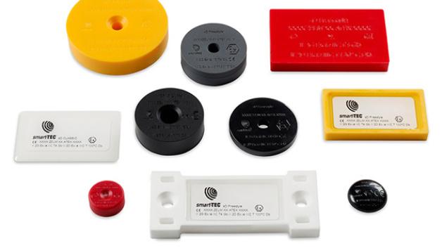 Für die ATEX-Zonen 1/21 und 2/22 sind die beiden RFID-Transponderserien von smart-TEC spezifiziert.