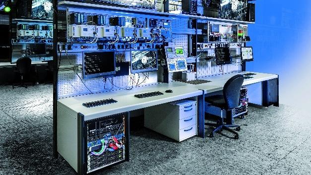 Cybersicherheitslabor des Fraunhofer IOSB
