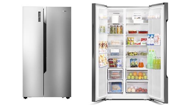 Kühlschrank Gefrierkombination : Hisense kühl gefrierkombinationen a u elektroboerse handel