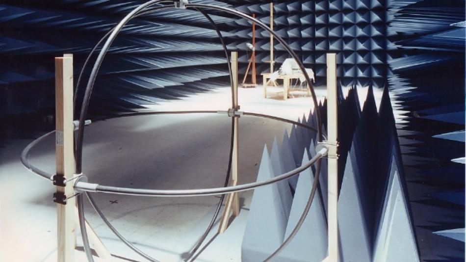 EMC Chamber der DEKRA