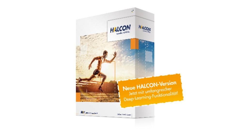 Die neue Version der Standard-Bildverarbeitungs-Software Halcon von MVTec Software kommt mit umfangreichen Deep-Learning-Funktionen daher.