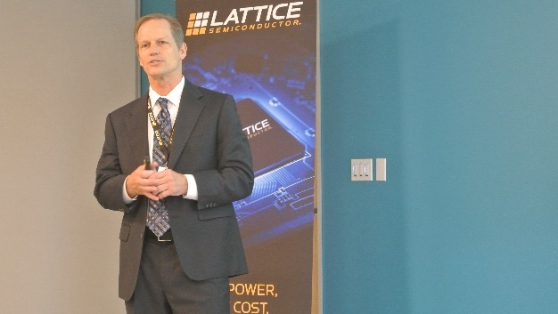 Darin G. Billerbeck, Lattice Semiconductors Präsident und Chief Executive Officer